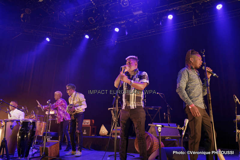 Los Muñequitos de Matanzas occurred in concert with the Plan on March 17th, 2018