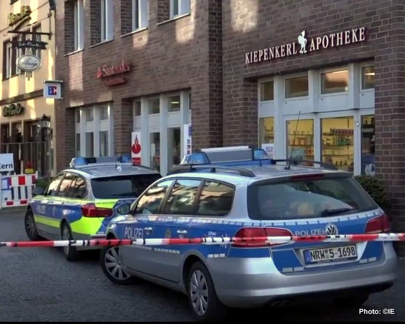 Germany: a vehicle sinks in crowd with Munster, at least three deaths