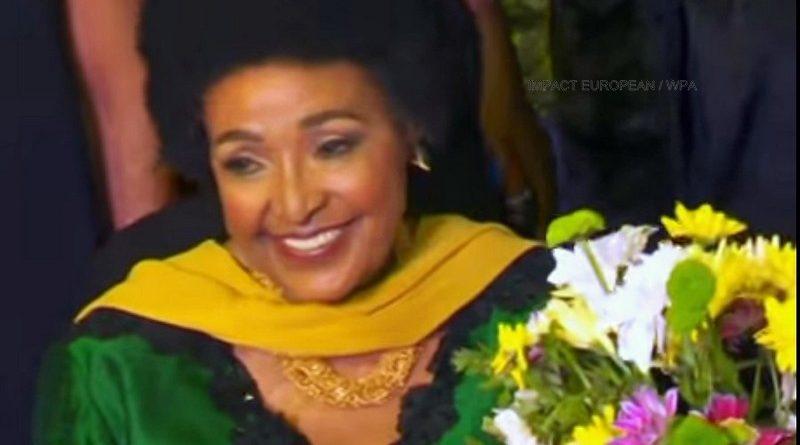 Orphan South Africa, Winnie Mandela died