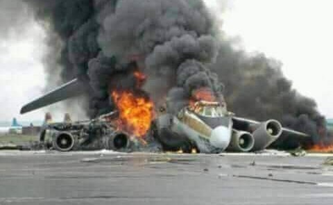 Drama in Algeria: 257 deaths in the crash landing of a plane close to the air base of Boufarik