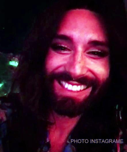 Conchita Wurst shocked his fans while acknowledging to have the VIH