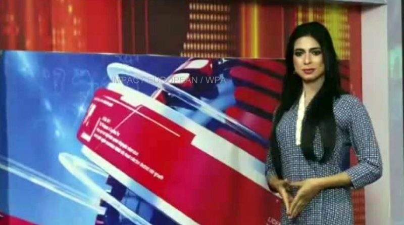 Pakistan: a first presenter tele transgenre, ex-mannequin