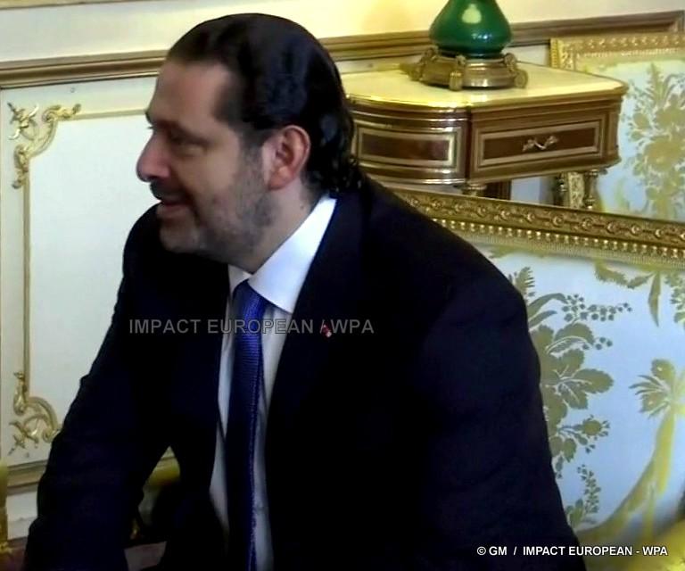 Lebanon: Saad Hariri taken back at his post of Prime Minister
