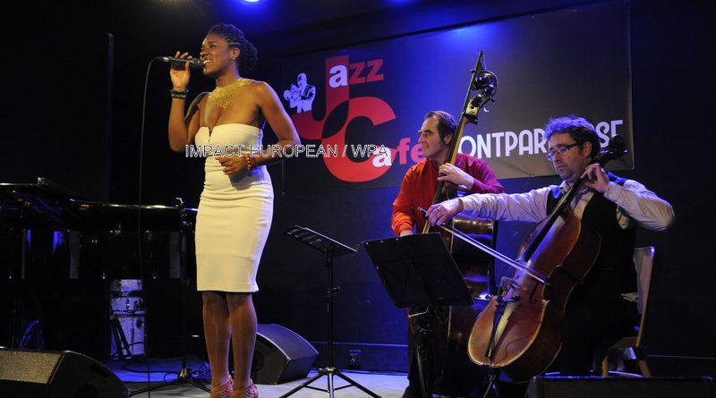Tricia Evy: The new diva of the jazz… beguine, tomorrow in concert