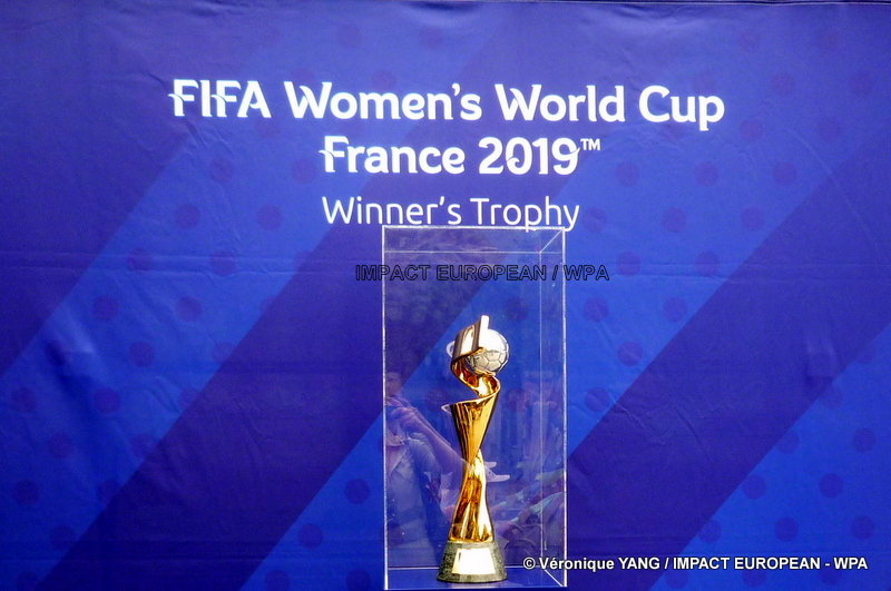 Launching of the program Volunteers of the Female World cup of the FIFA