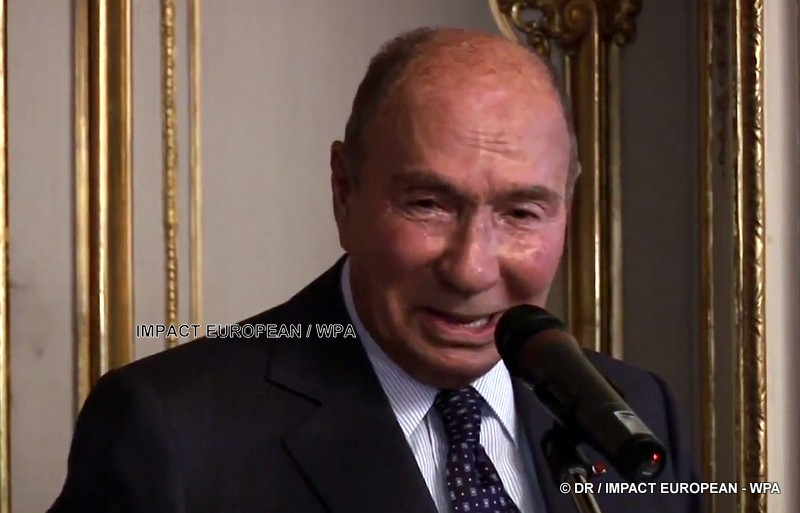Serge Dassault: The aircraft industry lost a great man
