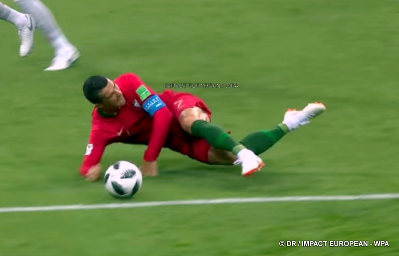 World cup 2018: Portugal and Spain tie