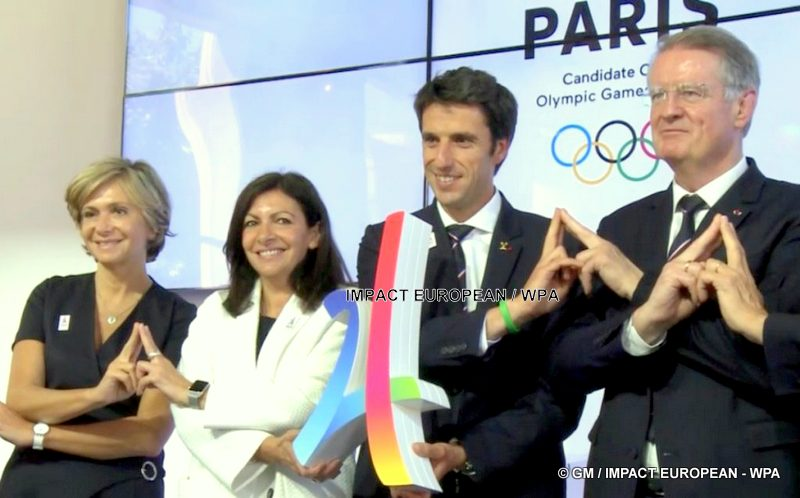 Presentation of the Olympic Day of June 23rd