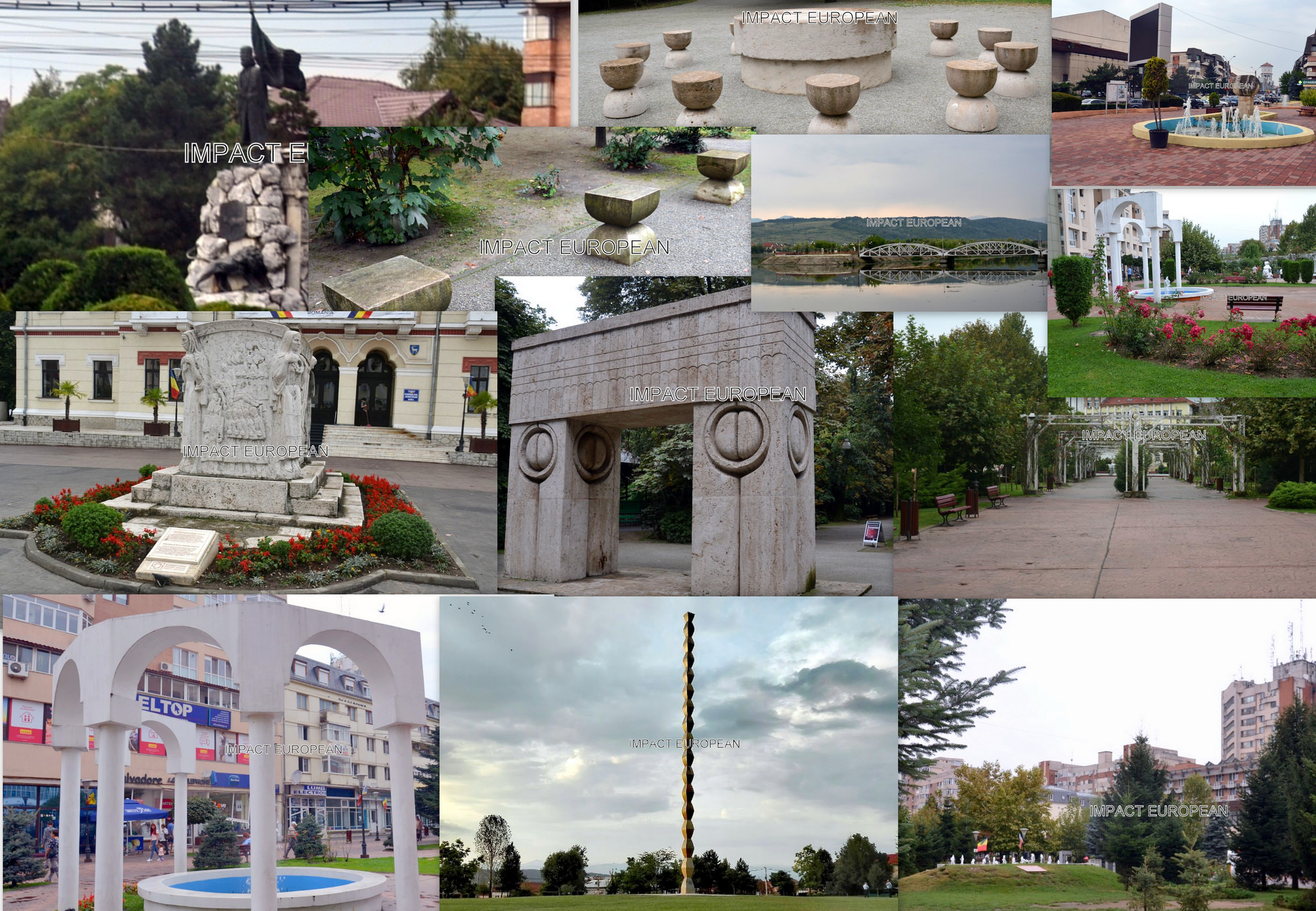 Targu Jiu: an ecological, cultural and tourist city
