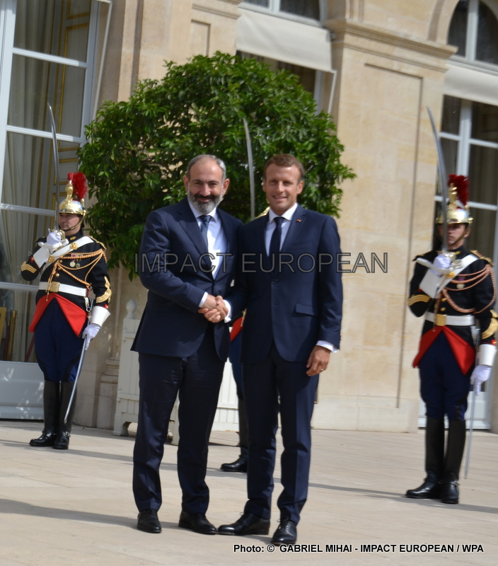 Emmanuel Macron announces on April 24th, day national of commemoration of the Armenian genocide