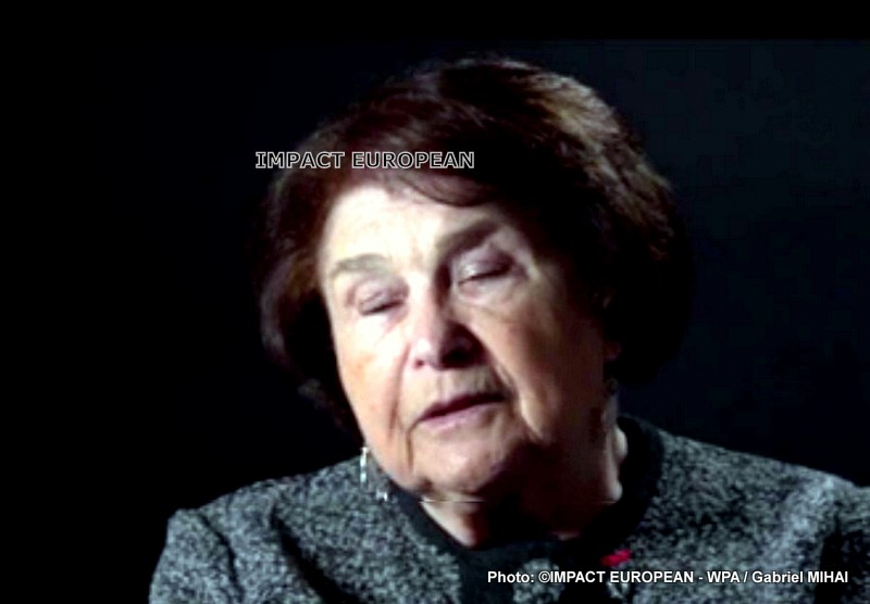 Ida Grinspan, one of the last survivors of the Holocaust, died in 89 years