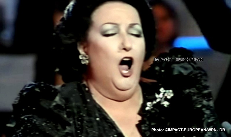 The world of the Opera in mourning after the death of the soprano Spanish Monserrat Caballé