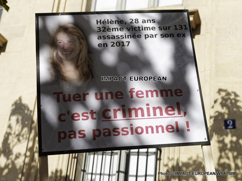 Stop with the violences made to the women…