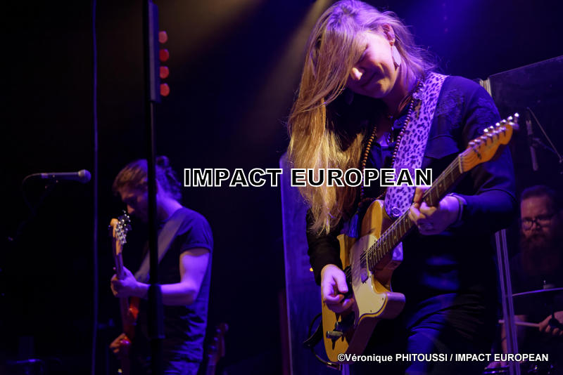 Joanne Shaw Taylor in concert with the Plan
