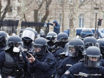 Stop the use of the LBD, in law enforcement operations in France