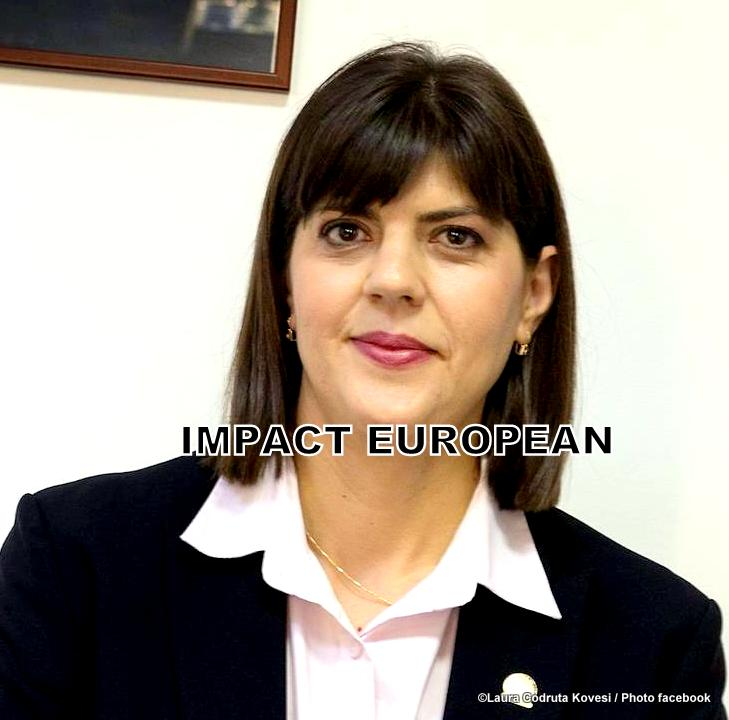 Laura Codruta Kovesi, congratulated at the time of audiences in the European Parliament, obtains 12 votes at the Committee on Budgetary Control