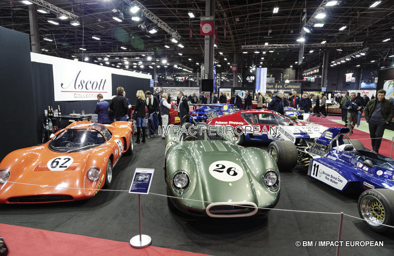 Rétromobile 2019: Real success with a record of 132,000 visitors