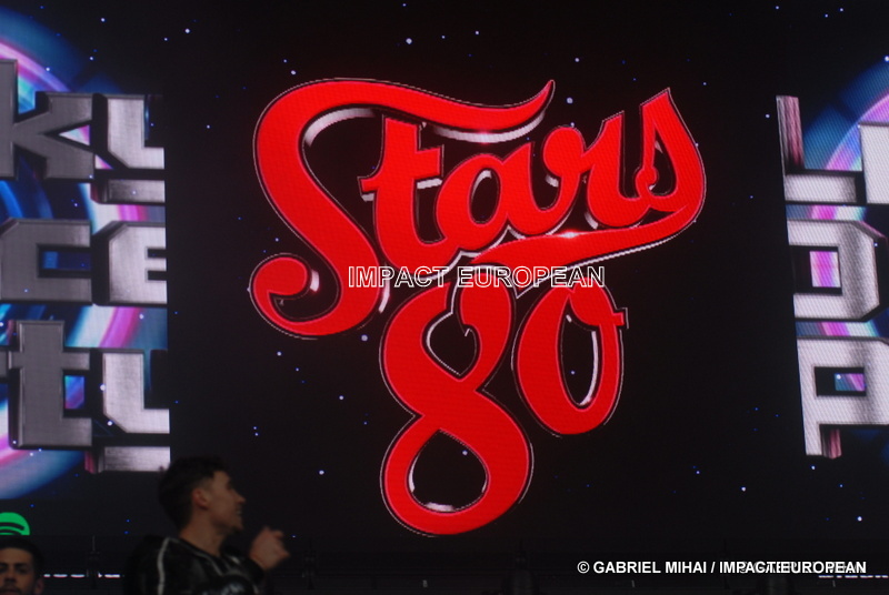 Stars 80 lit the Stade de France with their prize lists