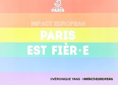 International prize of the town of Paris for the rights of people LGBTQI+