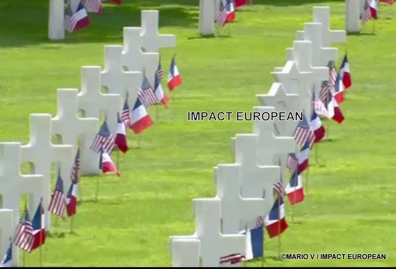Commemoration of the 75th anniversary of the Normandy landings